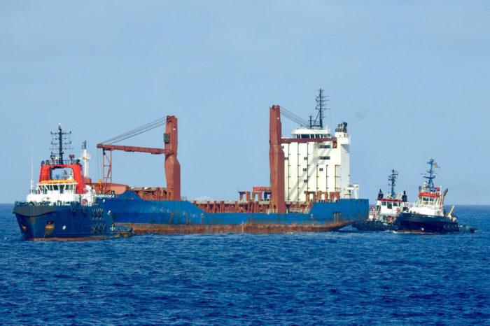 Ливийская национальная армия захватила турецкое судно