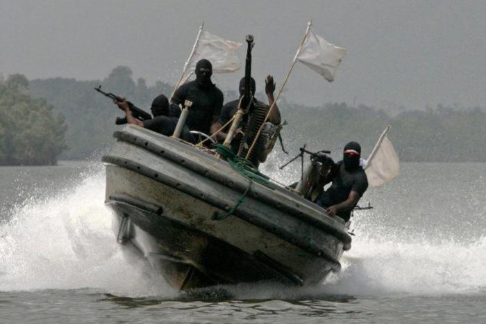 """""""Обуздать"""" пиратство в Гвинейском заливе в ближайшее время не получится"""
