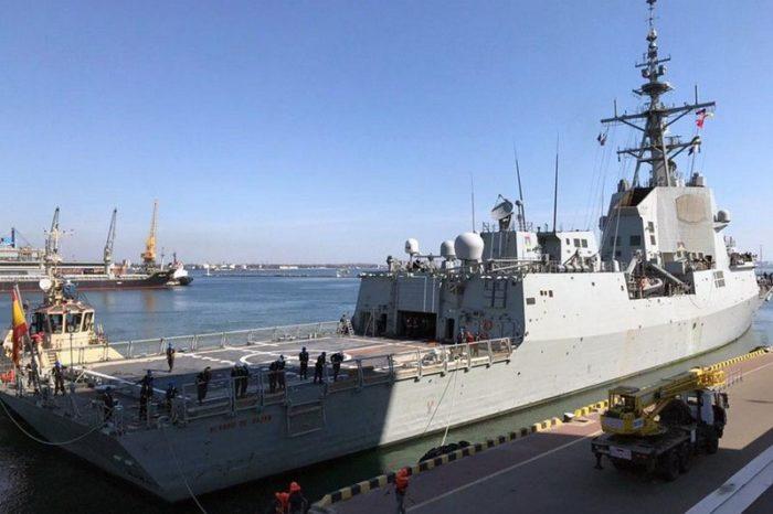 ВМС 2020: международные учения вышли на новый уровень