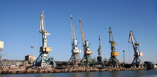 Терминал в Бердянском морском порту реконструировал железнодорожную ветку