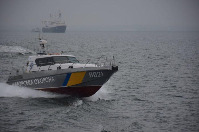В прошлом году Морская охрана осмотрела более 1000 судов