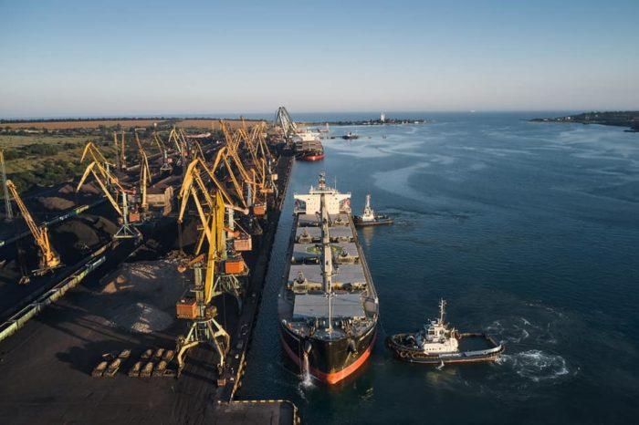 """ГП """"МТП """"Южный"""" за 2020 год обработало 330 судов"""