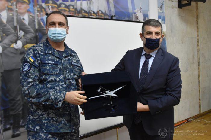 ВМСУ получат усовершенствованные турецкие беспилотники