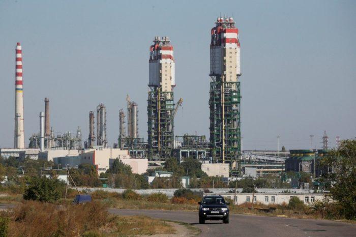 Одесский припортовый завод в 2020 году установил целый ряд рекордов