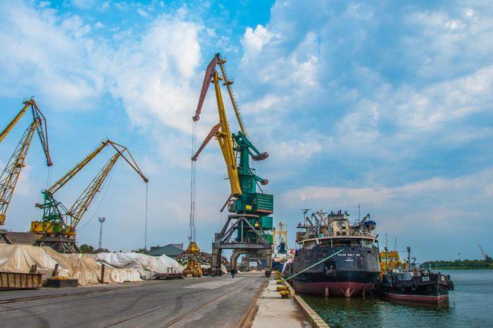 МИУ опубликовали финплан Херсонского порта на 2021 год