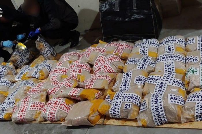 СБУ выявила более тонны героина: контрабанда прошла через Одесский порт