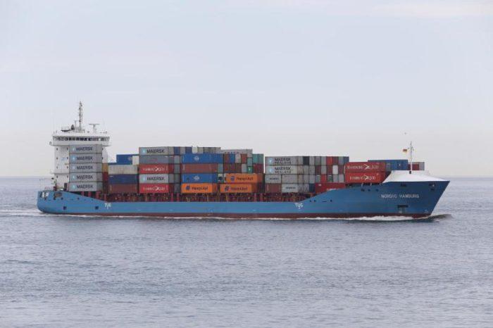 Украинский моряк пропал без вести с контейнеровоза Nordic Hamburg