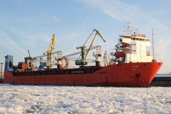 Греческие военные провели осмотр российского судна «Адлер» в Средиземном море
