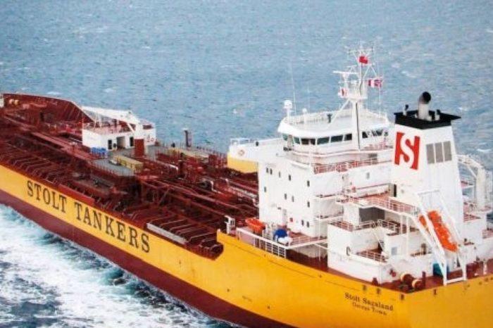 На Рейне будут эксплуатировать инновационный танкер для мелководья