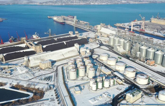 Порт «Ника-Тера» в 2020 году заплатил 250 млн грн налогов