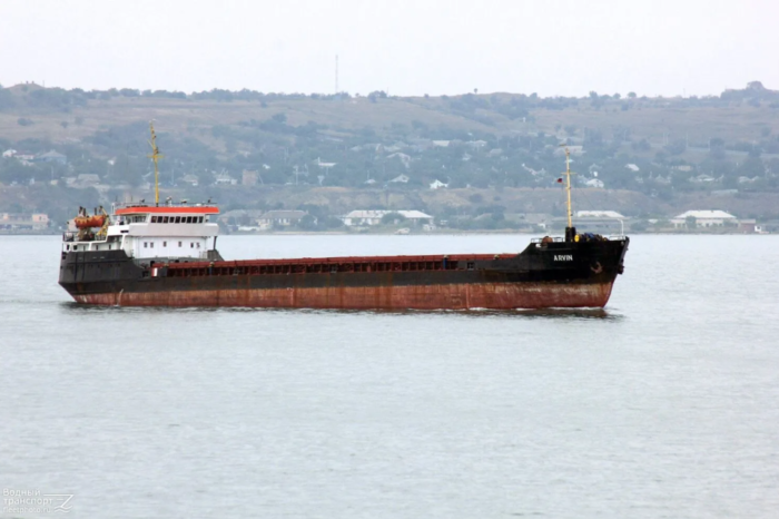 Затонувший сухогруз Arvin: спасенные моряки рассказали подробности крушения