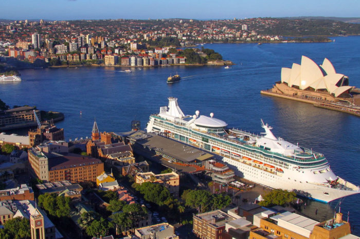 Австралия не признала моряков ключевыми работниками