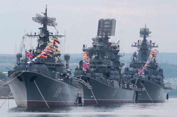 В НАТО обеспокоены растущим числом кораблей РФ в Средиземном море