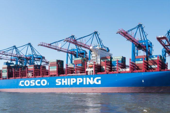 Cosco отправляет на металлолом 10 танкеров