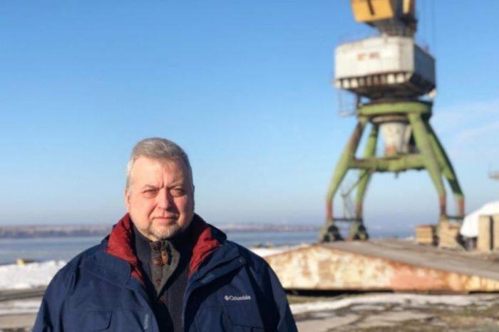 Экс-замначальника Николаевского порта назначили гендиректором СРЗ «Океан»
