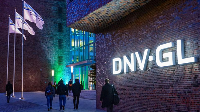 DNV GL меняет название на DNV