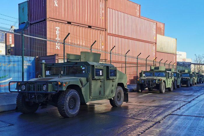 США передали для ВМС Украины 84 лодки в рамках военной помощи