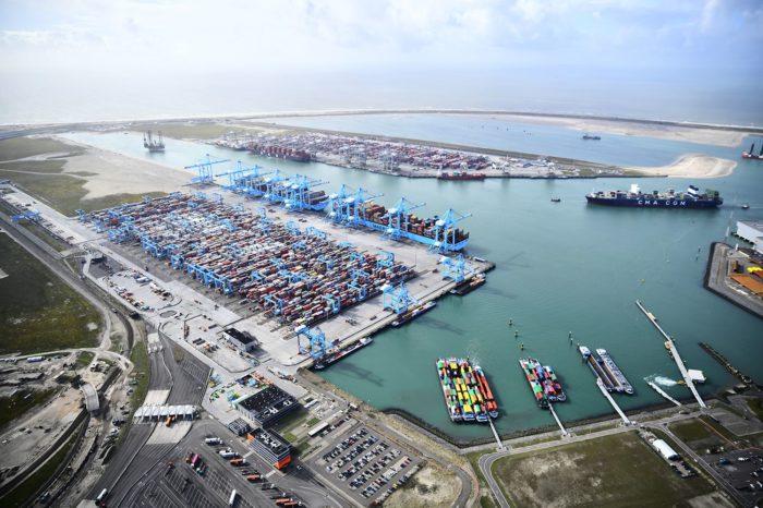 Портовые сборы в Роттердаме повышаются на 1%