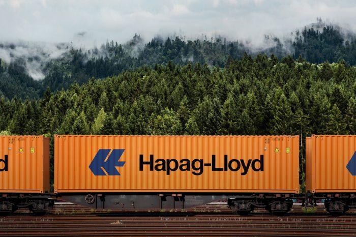 Hapag-Lloyd запускает контейнерные блок-поезда в Украине