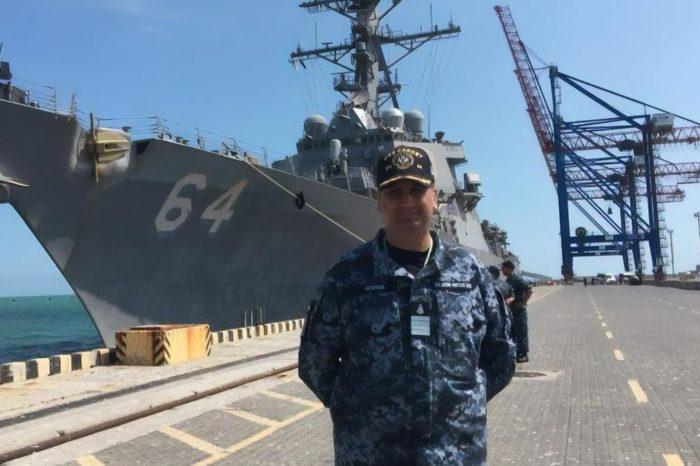 """В порту """"Пивденный"""" построят новый причал для ВМСУ"""