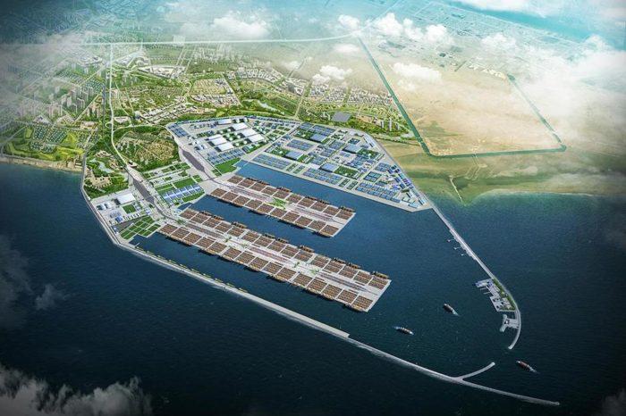Daewoo E&C построит порт в Ираке