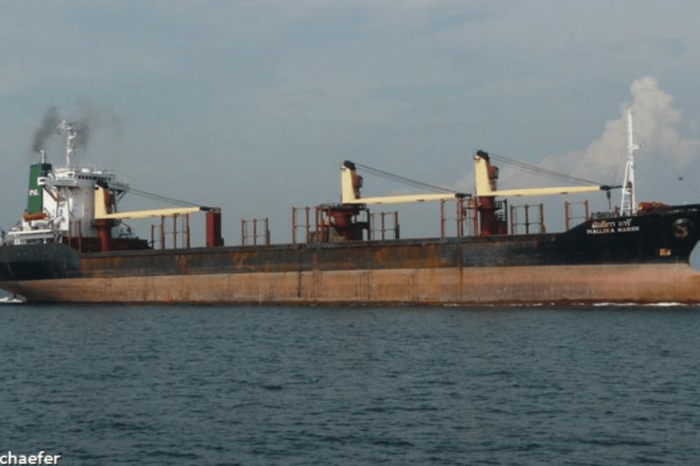 Тайваньский траулер спас экипаж тонущего китайского балкера
