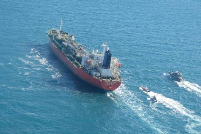 Иран требует от Южной Кореи замороженные миллиарды в обмен на захваченный танкер