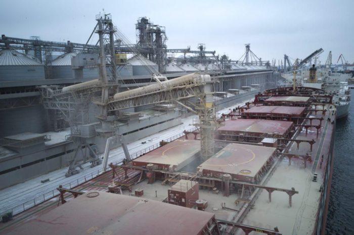 Морские терминалы «Кернела» увеличили перевалку на 41%