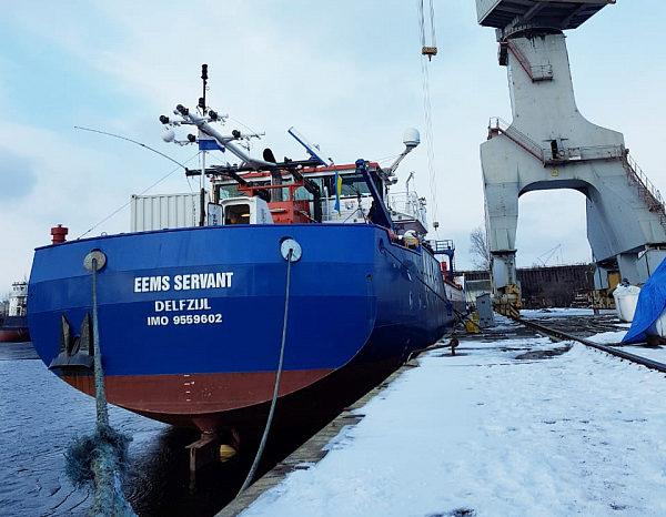 Smart Maritime Group принял на модернизацию 2 костера нидерландской компании