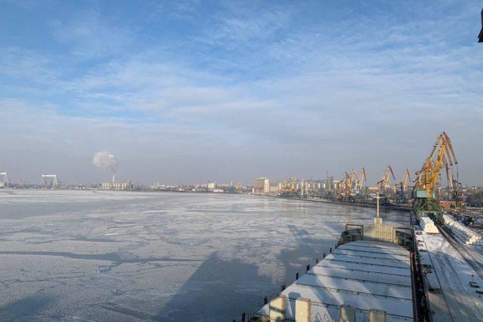 В Николаевском регионе обьявляют ледовую кампанию