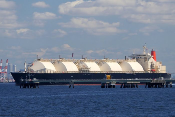 MOL сдала на слом 37-летний газовоз, который прошел почти 4 млн километров