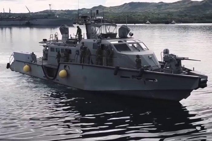 США построят для Украины два новых патрульных катера