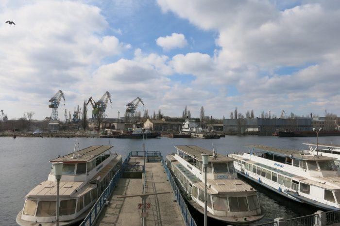 Херсон может лишиться речного пассажирского флота
