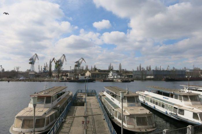 Подписано соглашение о речной навигации в Херсоне