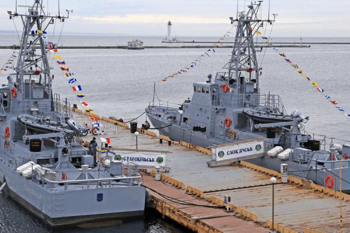 Катера «Славянск» и «Старобельск» получат американское вооружение