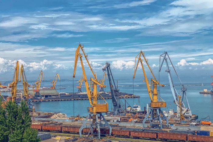 АМПУ реализовывает «тайм-слот» в Одесском порту