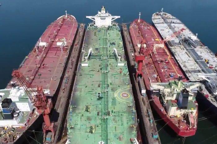 В 2021 году 2% танкеров в мире могут пустить на лом