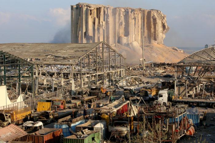 Интерпол объявил в розыск двух граждан РФ и одного португальца из-за взрыва в Бейруте