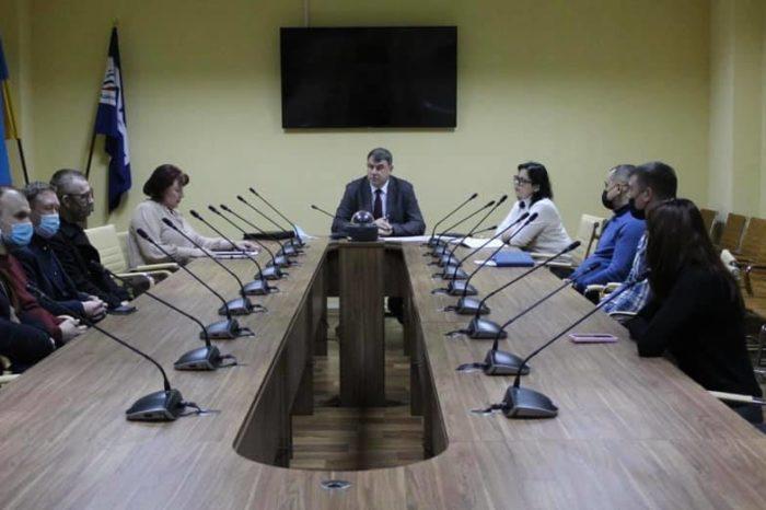В порту Пивденном прошла встреча руководства и сотрудников филиалов