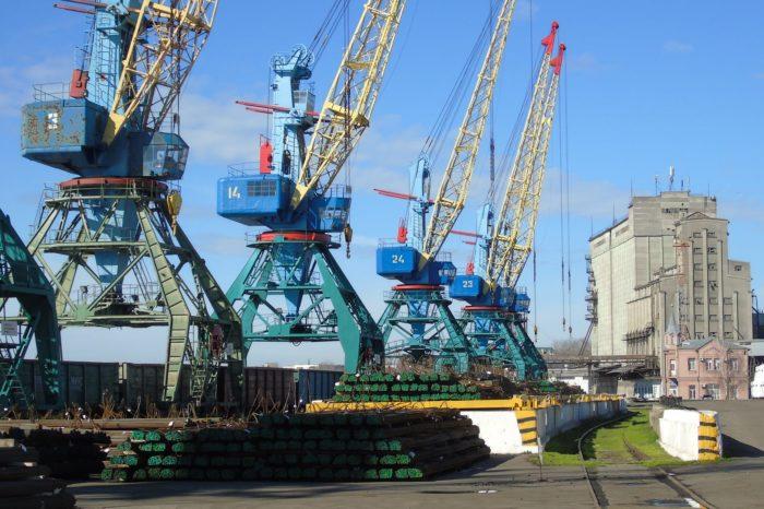 Измаильский порт в январе перевалил почти 300 тыс тонн грузов