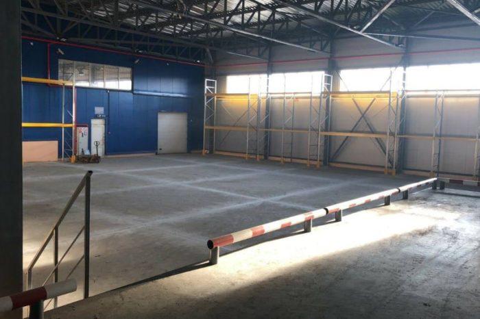 «Евротерминал» открыл таможенно-лицензионный склад в Одесском порту