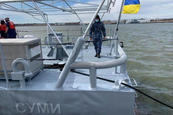 В США проводят испытания катеров для ВМС Украины