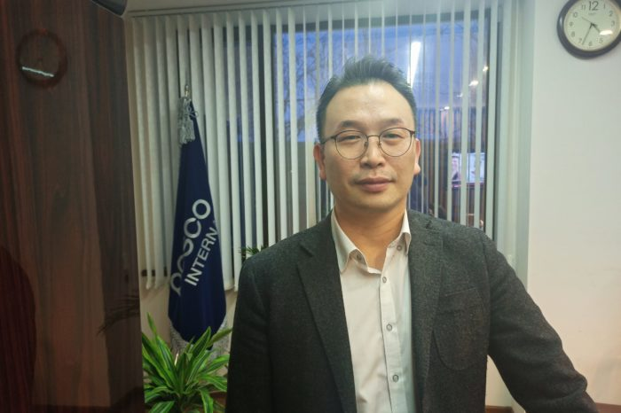 Интервью с Ха Йонг Цоем, директором «Николаевского КХП» компании Posco International