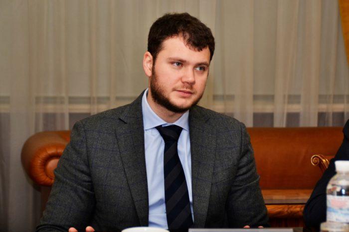 Криклий пригласил США инвестировать в морскую сферу Украины