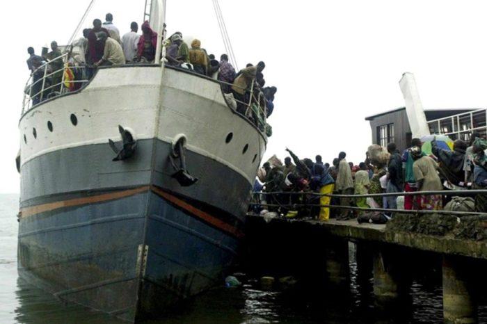 При кораблекрушении в Конго погибли 60 человек