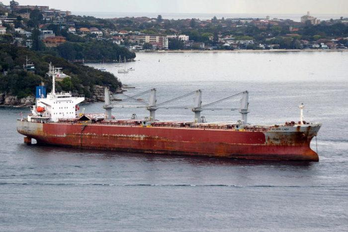 Капитан судна Silver Lady умолчал о вспышке COVID-19 на борту: сухогруз пустили в Черноморский порт