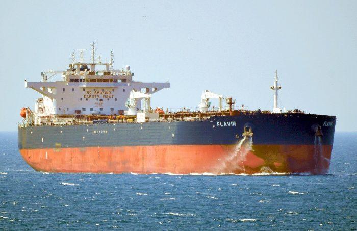 В январе Одесский порт перевалил 117 тысяч тонн нефти