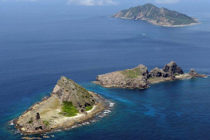 Япония сможет атаковать китайские суда при попытке высадки на островах Сенкаку