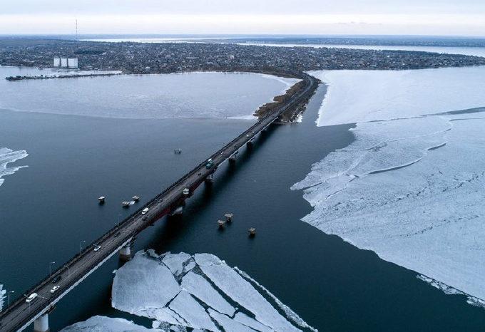 """""""Японский"""" мост через Южный Буг начнут строить в декабре"""