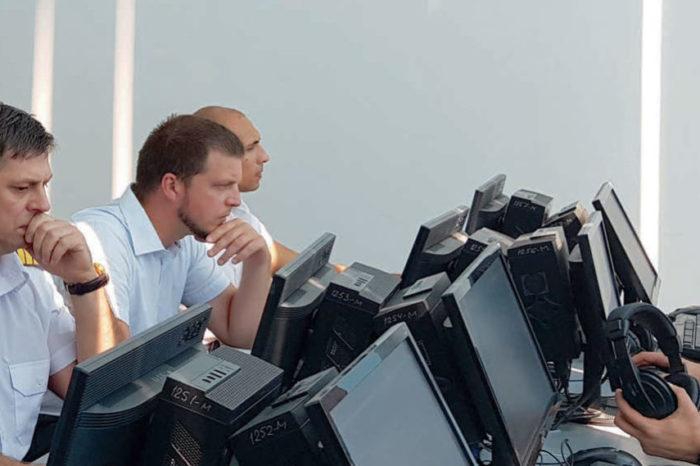 Украинские моряки опробовали автоматизированную систему тестирования